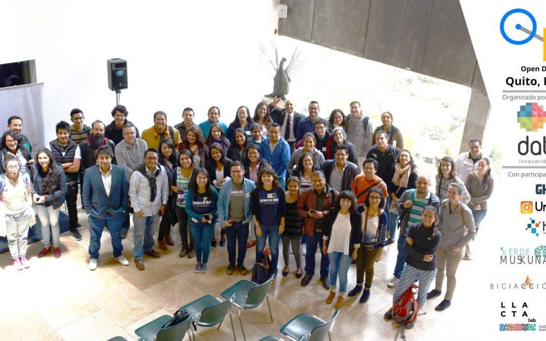 ¿Cómo celebramos el Open Data Day 2017 en Quito?