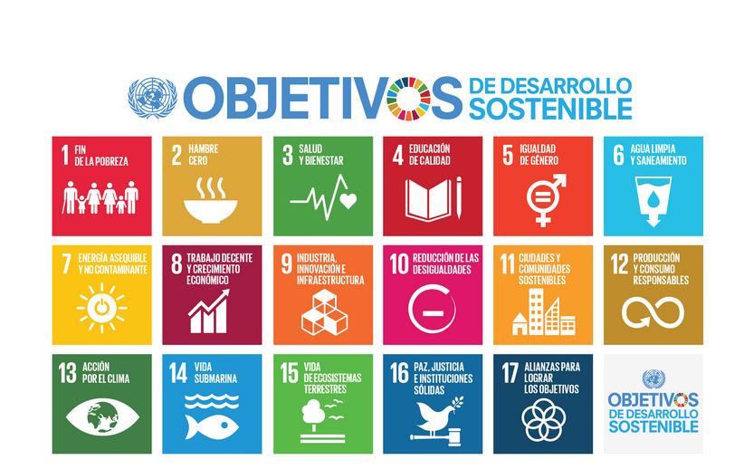 Datos ¿Qué tienen que ver con los Objetivos de Desarrollo Sostenible?