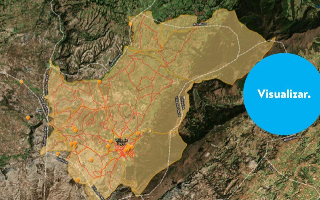 Haciendo mapas con ArcGIS en línea