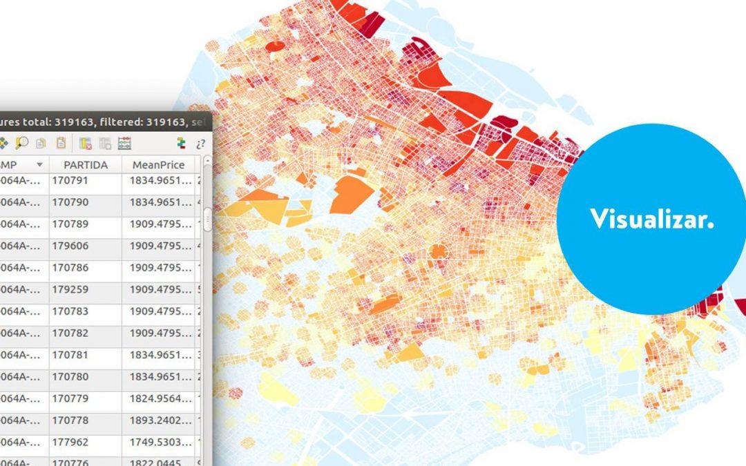 Cómo crear un mapa 3D de Buenos Aires, Argentina