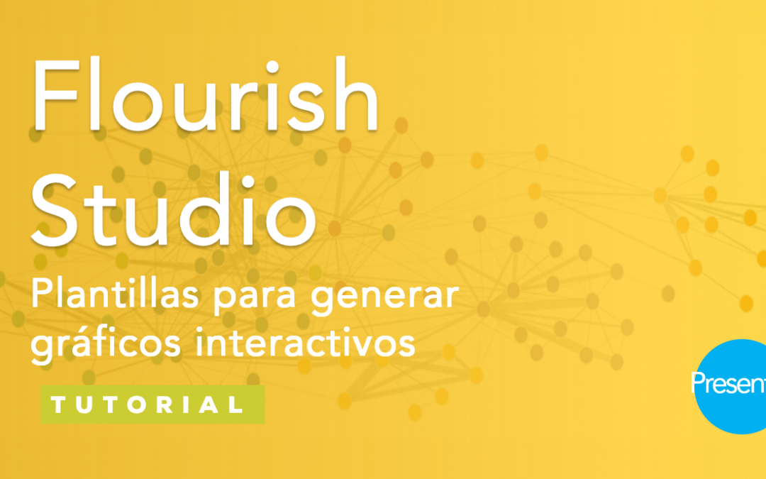 Flourish: visualizaciones fáciles en base a plantillas